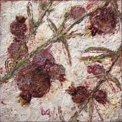 Pomegranites - Original Size - 10 x 10