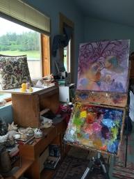 Meredith Paints